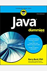 Java For Dummies (For Dummies (Computers)) Kindle Edition