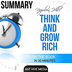 Summary: Napoleon Hill's Think and Grow Rich