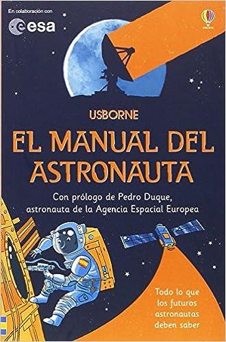 Resultado de imagen de MANUAL DE ASTRONAUTA