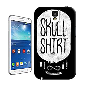 WBOX Lively DIY Skull Shirt TUP Mobile Phone Hard Case Cover Fit for Samsung Galaxy Note 3