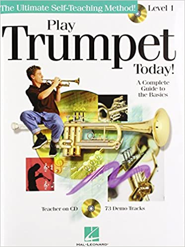 Play Trumpet Today Beginner's Pack (book/CD/DVD): Amazon.co.uk ...Play Trumpet Today Beginner's Pack (book/CD/DVD): Amazon.co.uk: Hal Leonard Publishing Corporation: 0073999995565: Books