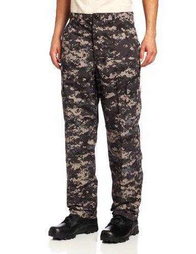 Propper Men's 65P/35C ACU Trouser, Subdued Urban Digital, XX-Large Regular -