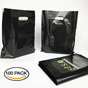 Amazon.com: Black Plastic Bags (50 pc): Toys & Games