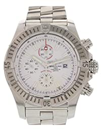 Breitling Super Avenger automatic-self-wind mens Watch A13370 (Certified Pre-owned)