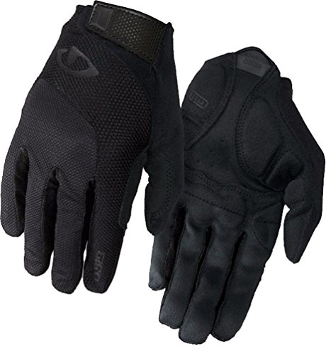 Giro Bravo Gel LF Cycling Gloves - Men's Black X-Large