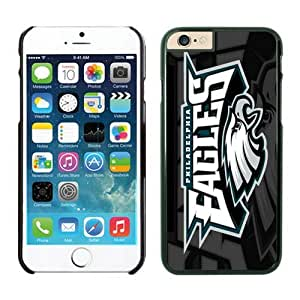 NFL Philadelphia Eagles iPhone 6 Cases 11 Black 4.7 Inches NFLIphone6Cases14334