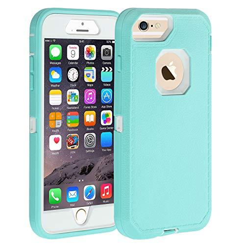 light blue iphone 6 plus case - 9