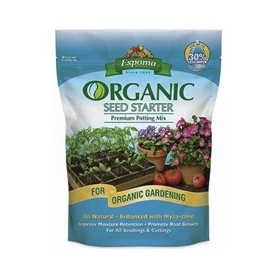 Espoma SS16 Seed Starting Potting Mix, Organic, 16-Qts.