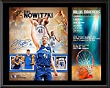 "Dirk Nowitzki Dallas Mavericks 12"" x 15"" Retirement"