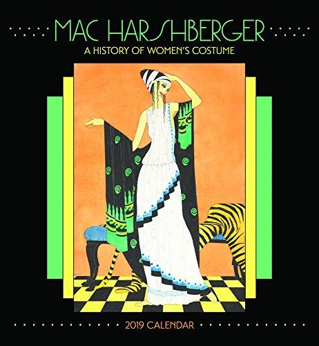 MAC Harshberger - Women's Costume 2019 Calendar