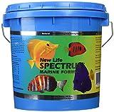 New Life Spectrum Marine Fish Formula 1mm Sinking Saltwater - 2000g