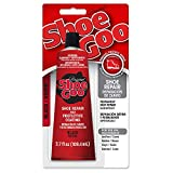 Best Shoe Glues - Shoe GOO 110212 Adhesive, 3.7 fl oz, Black Review