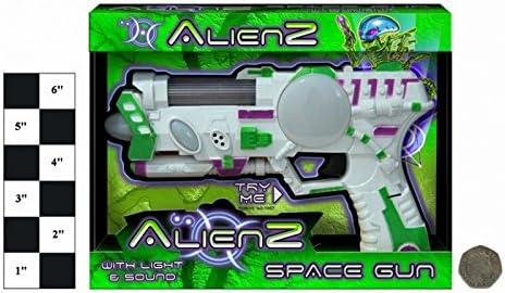 KT Alienz Pistola Espacial con luz y Sonido