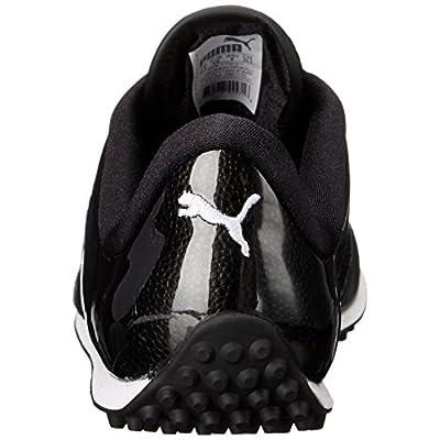 PUMA Women's SUMMERCAT Golf Shoe, Black/White, 6.5 M US   Golf