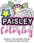 Coloring: Paisley Coloring: Paisley C...