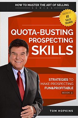 Amazon quota busting prospecting skills strategies to make quota busting prospecting skills strategies to make prospecting fun profitable how to fandeluxe Images