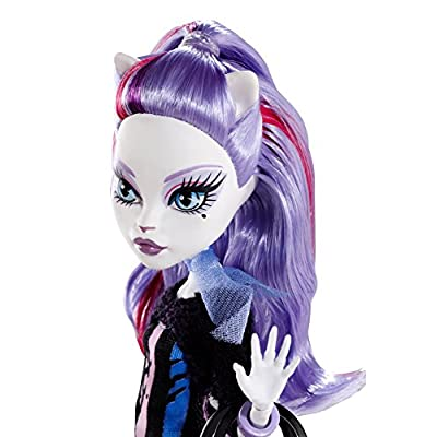 Monster High New Scaremester Catrine DeMew Fashion Doll: Toys & Games