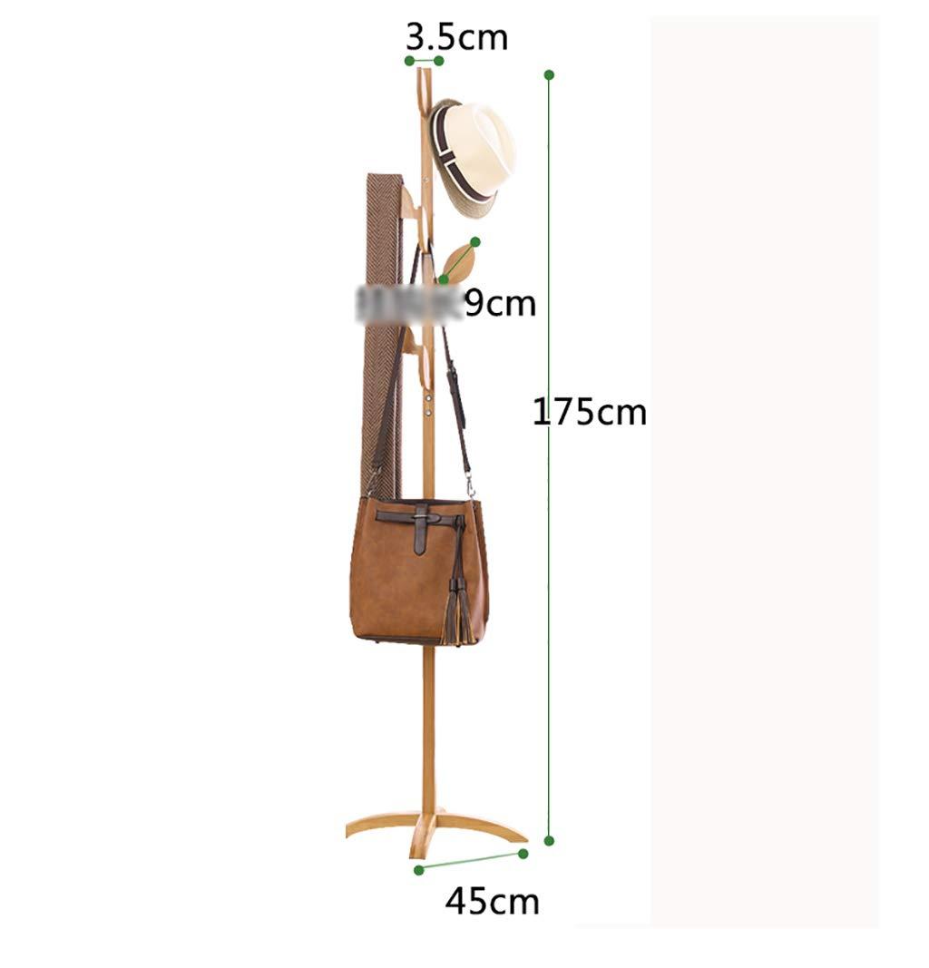 Amazon.com: Whyrack - Perchero de madera para colgar ropa de ...