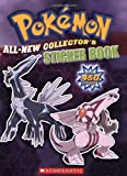 Pokemon All-New Collector's Sticker Book