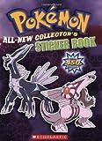 Pokemon: All-New Collector's Sticker Book