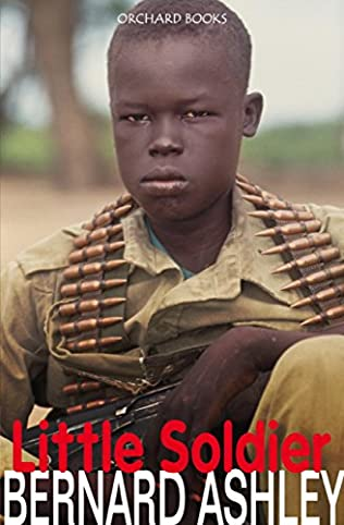 book cover of The Little Soldier