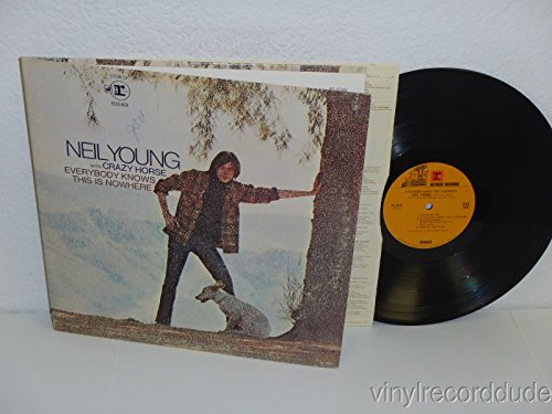 Neil Young Horse - Everybody Knows This Is Nowhere - 2nd