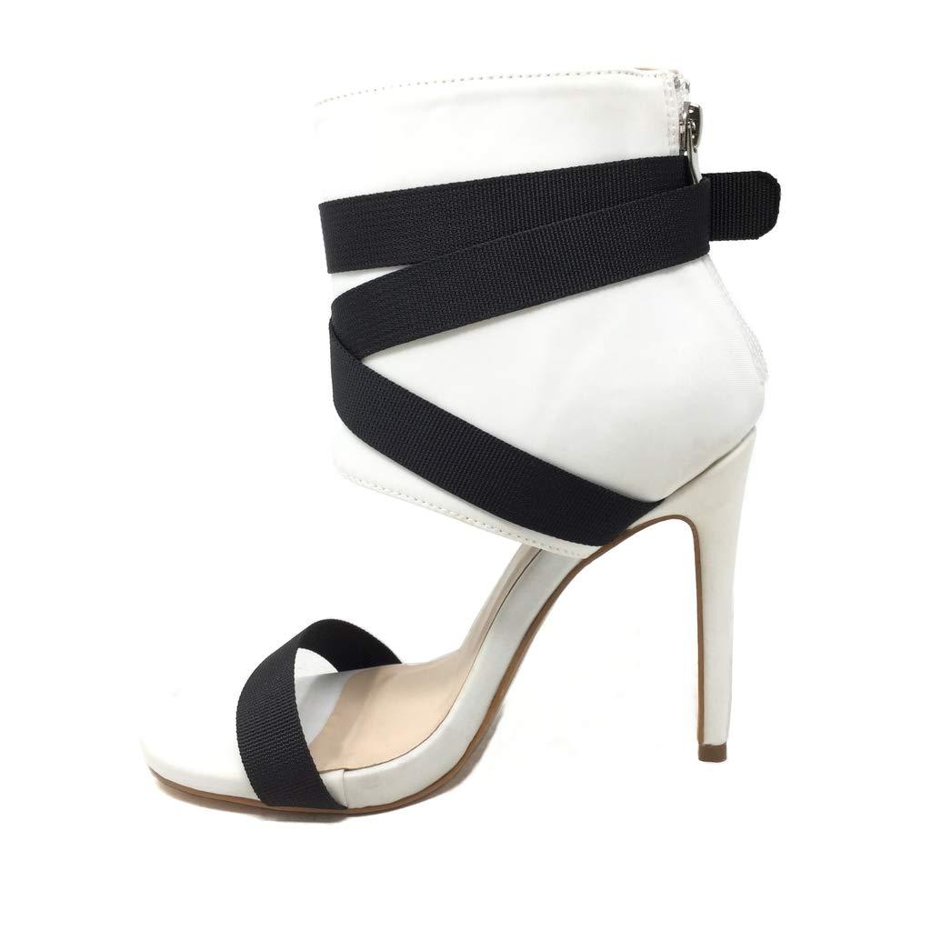Angkorly - Damen Schuhe Schuhe Schuhe Pumpe Stiefeletten - Offen - Stiletto - Straße - String Tanga - Modern Stiletto high Heel 11 cm dbc12d
