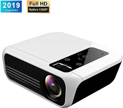 YAYY Proyector,5000 Lúmenes Proyector Full HD 1920x1080P Nativo ...