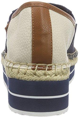 Blu Navy 16 On Cocco Wrangler Basse Sneaker blau Slip Donna zWwxnYT