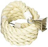 Paradise Sisal Bungee, 3/4 by 66-Inch