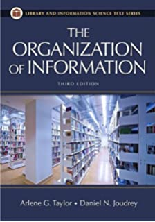 Image result for Organization of information textbook