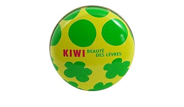 Kiwi Lip Balm, Fragranced balm By Kalastyle Dew Puff  Konjac Sponge Asian Clay