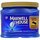 Maxwell House Ground Coffee, Master Blend, 26.8 Ounce