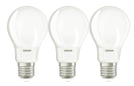 Osram Bombilla LED Retrofit Classic A60 E27 consumo 7.2 W equivalentes a 60 W, 2700