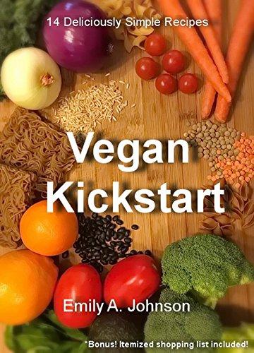 Vegan Kickstart (English Edition)