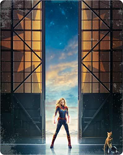 Capitã Marvel [Blu-ray] Steelbook