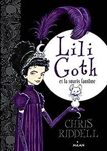 Lili Goth et la souris fantôme par Riddell