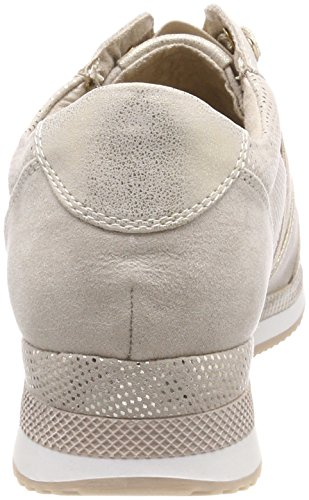 Marco Tozzi Damen 23711 Sneaker Beige (Dune Comb)