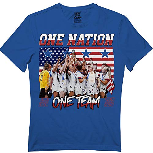 Women Champions 2019 Female Players Won T Shirt (Best Female Soccer Player Ever)