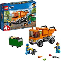 LEGO City Great Vehicles Garbage Truck 60220 Building Kit...