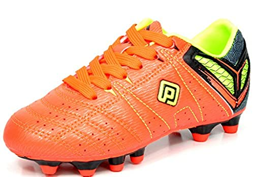 12. Dream Pairs Kids Athletic Lace Up Outdoor/Indoor Light Weight Running Soccer Shoes (Toddler/Little Kid/Big Kid)