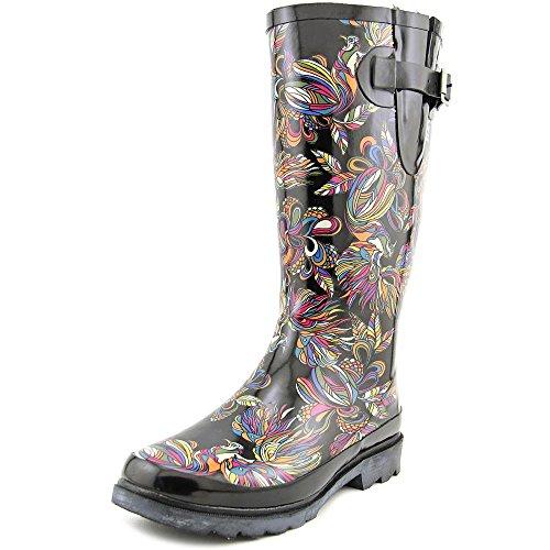 Sakroots 751490 Women US 7 Multi Color Rain Boot