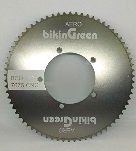 bikinGreen Bike Chainring 70 Teeth For Fixed Gear or Recu...