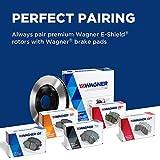 Wagner BD125768E Premium E-Coated Brake