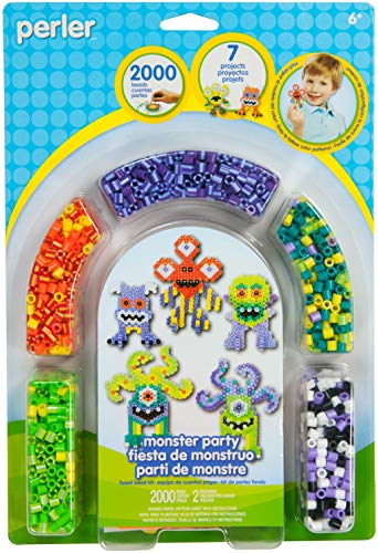 Beads and Pegboard Kid's Activity Kit 2000pc. ()
