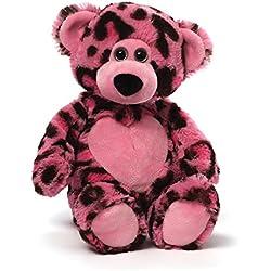 Gund Adora Bear Pink Animal Print