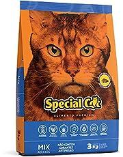 Ração Special Cat Mix para Gatos Adultos de Todas as Raças e Tamanhos