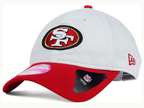 New Era San Francisco 49ers NFL 2015 Training Camp Women's Official 9TWENTY Cap