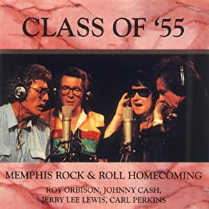 Carl Perkins Jerry Lee Lewis Roy Orbison Johnny Cash