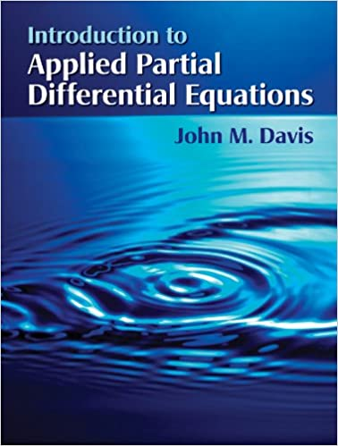 Amazon introduction to applied partial differential equations introduction to applied partial differential equations first edition edition fandeluxe Images